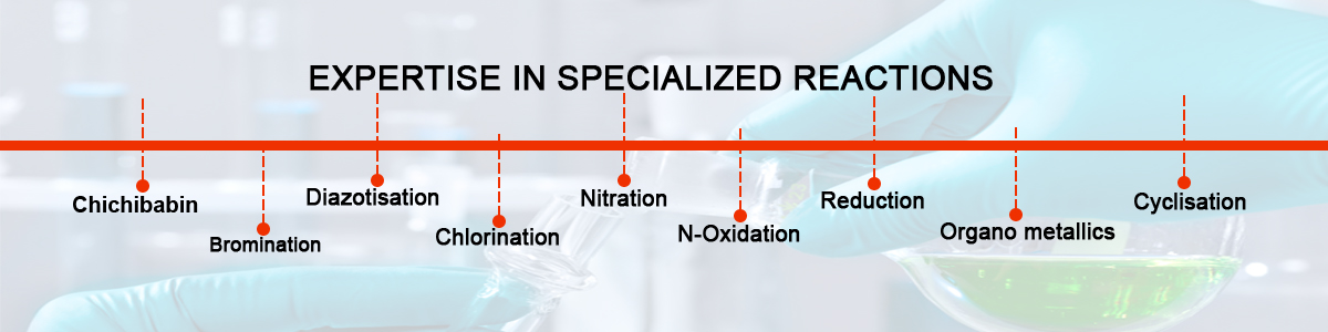 Expertise In Specialized Reactions